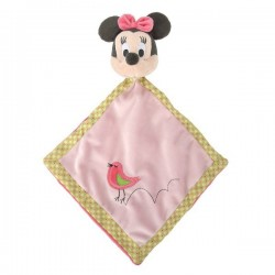 Doudou Fille Minnie De Disney