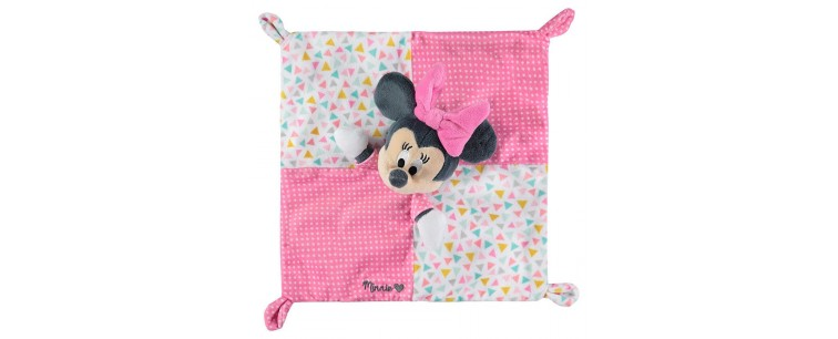 Doudou Mickey Minnie