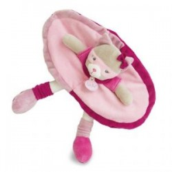DOUDOU CHAT ROSE  Baby Nat