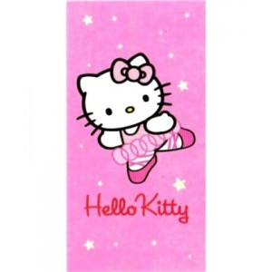 /529-1075-thickbox/draps-de-plage-hello-kitty-danseuse.jpg