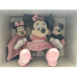 Coffret doudou Minnie