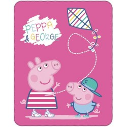Plaid PEPPA PIG