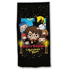 Drap de bain Harry Potter