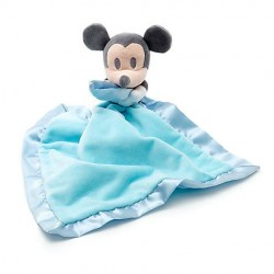 Doudou Mickey mouchoir